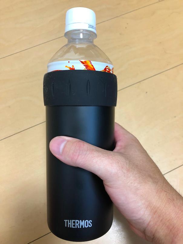 真空 保冷 ペット ボトル ホルダー ワークマン
